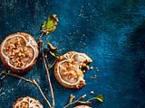 Karamell-Apfel-Cookies, vom Keksbaum gepflückt Rezept