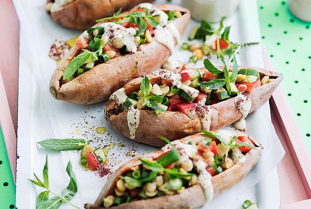 Kichererbsen-Croûton-Vibes fürs Avocado-Brot Rezept