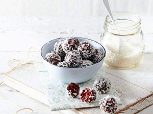 Kirsch-Kokos-Pralinen Rezept