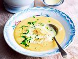 Kohl spart Kohle: Blumenkohl-Cremesuppe Rezept