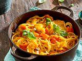 one-pot-kürbis-spaghetti Rezept