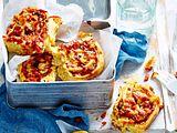 Picknick-Liebling: Pizzaschnecken Rezept