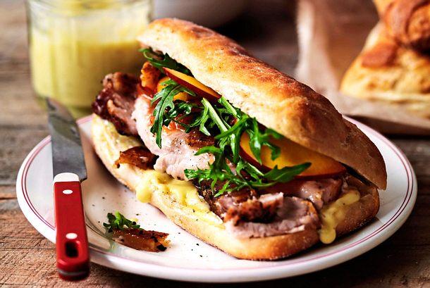 "Premium-Picknick: Steak-Stulle ""sweet 'n' spicy"" Rezept"
