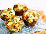 Pumpkin-Egg-Muffins Rezept