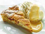 Apple Pie mit Vanilleeis und VERPOORTEN ORIGINAL Rezept