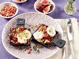 Raclette mit Speck und Feigen Rezept