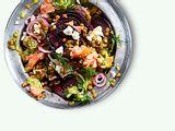 Rote-Bete-Linsen-Salat Rezept