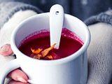 Rudolph-Rentier-Suppe mit Gemüseknusper Rezept