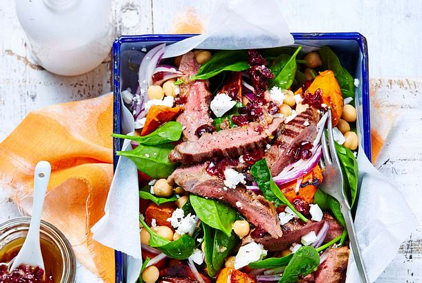 Superfood-Lunchbox Rezept
