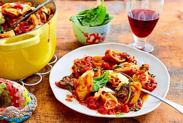 Tortellini-Pott on Demand Rezept