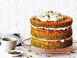 Vielschichtig beeindruckende Baklava-Torte Rezept