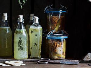 Wärmender Zitronen-Ingwer-Sirup Rezept
