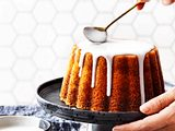 Zuckrig umschmeichelter Honey Carrot Cake Rezept
