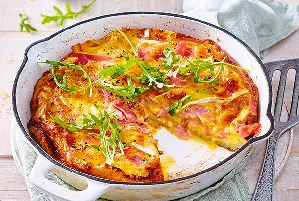 Ab-in-den-Feierabend-Omelett Rezept