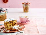 Advents-Butterstollen im Glas Rezept