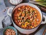 Afrikanischer Erdnusseintopf Rezept