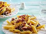 After-Work-Penne mit Radicchio Rezept