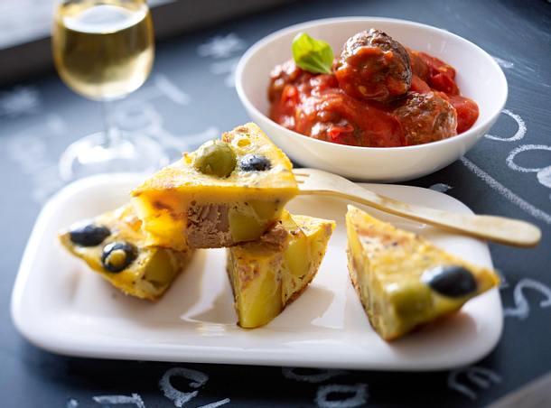 Albodingas in Tomatensoße Rezept