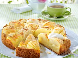Altländer Apfelkuchen Rezept