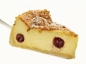 Amaretti-Quarktorte Rezept