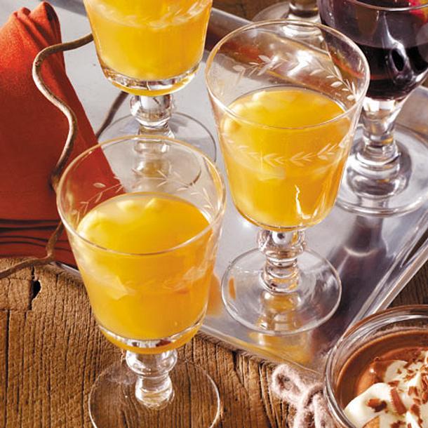 Amaretto-Apfel-Punsch Rezept