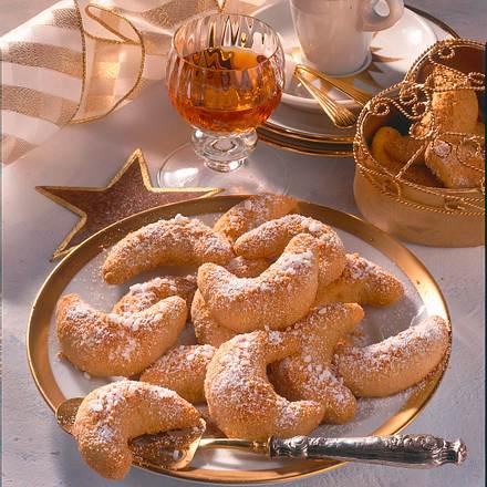 Amaretto-Kipferl Rezept