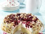 Amaretto-Kirsch-Torte Rezept
