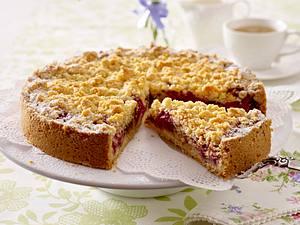 Amaretto-Ricotta-Kuchen Rezept
