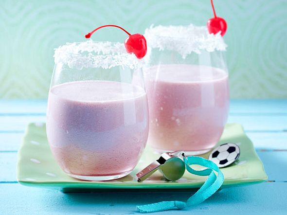 Amarula-Kirsch-Cocktail Rezept