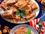 Amerikanische Brownies mit Walnüssen (Diabetiker) Rezept