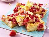Ammerländer Erdbeer-Butterkuchen Rezept