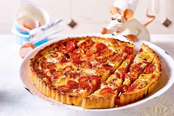 Amour fou! French Pizza Rezept