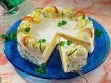 Ananas-Dickmilch-Torte Rezept