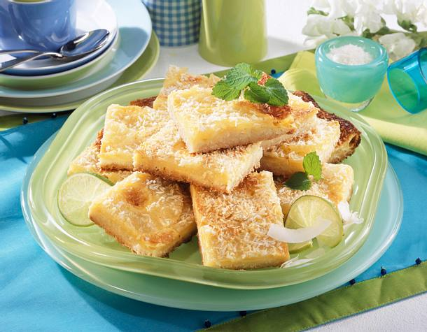 Ananas-Kokos-Kuchen Rezept