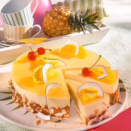 Ananas-Kokos-Torte Rezept