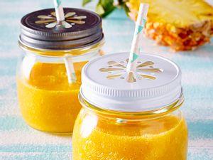 Ananas-Mango-Smoothie Rezept