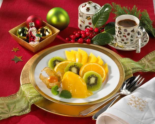 Ananas-Mango Sorbet Rezept