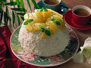 Ananas-Napfkuchen Rezept