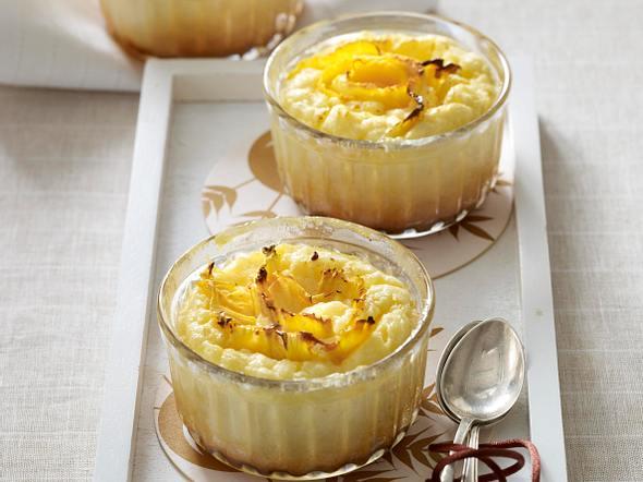 Ananas-Reis-Törtchen Rezept