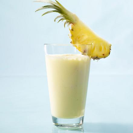 Ananas-Shake Rezept
