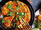 Anti-Aging-Omelett mit gerösteten Pilzen Rezept
