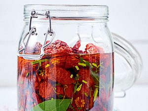 Antipasti-Tomaten Rezept