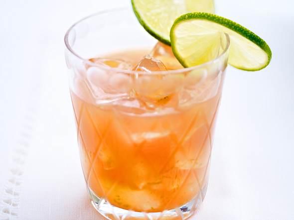 Aperol-Grapefruit Rezept