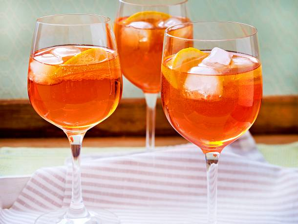 Aperol Spritz Rezept