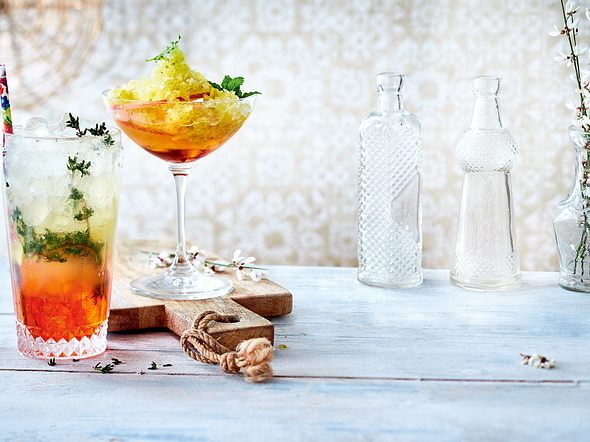 Averna mit Apfelgranité Rezept