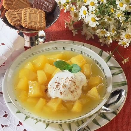 Apfel-Birnen-Kompott Rezept