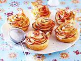 Apfel-Blätterteig-Röschen Rezept-F8621301