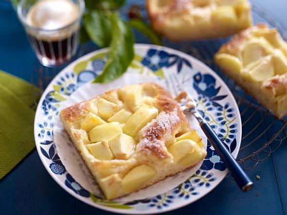 Apfel-Butterkuchen Rezept
