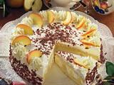 Apfel-Calvados-Torte Rezept