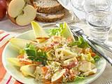 Apfel-Chicorée-Salat Rezept